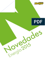 Novedades Energia 2015