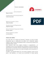 Plataforma Lavarden Rosario