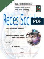 Redes Sociales =/