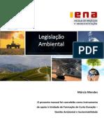 Manual de Legislação Ambiental - CCP