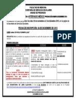 instructivo internado medico 2013