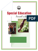 parents special education guide