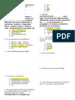 Examen de Seguridad Industrial i