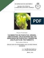 Yacimientos de Fosfatos