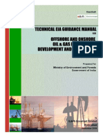 Offshore and Onshore Oil and Gas Expolration, Development and Production - InDIA