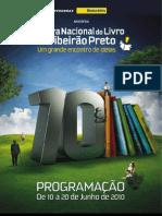 10ª Feira Nacional do Livro de Ribeirão Preto