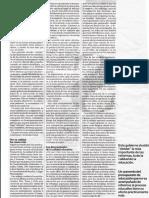 """Un """"olvido"""" y nuestra mediocridad,articulo de Sebastian Edwards La Tercera 7 de Agosto 2016"""