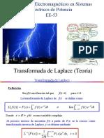 1.2EE-53 Transformada de Laplace Teoria