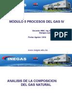 1.-Analisis de La Composicion Del Gas Natural