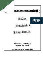 GeometriaAnalíticaI - Notas de aula.doc