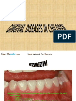 Gingival Diseases in Children