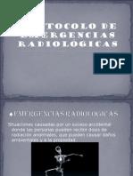 Protocolo de Emergencias Radiológicas1