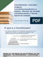 Constitucional Aula 00 - Carreira Policial