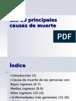 las10principalescausasdemuerte-121210135135-phpapp01