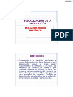 7. Fiscalizacion de La Produccion