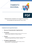 C. Organizacional 1