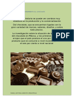 Maria Antonia Arroyo Verastegui _ Chocolate