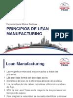 Principios de Lean Manufacturing