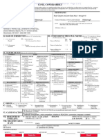 US Uncut civil complaint cover sheet