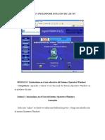 CURSO Iniciandome en Las TIC