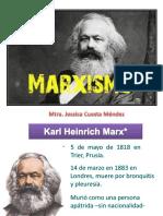BLOQUE IV Marxismo 1a Parte