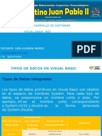 Sesion 02 - Visual Basic .Net