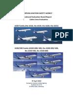 A320; A330; A340 Families- Cabin Crew