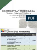 Clase Bioestadistica y Epidemiologia 2V