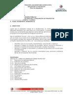geestion y evaluacion de proyectos.doc