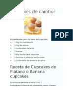 Cupcakes de Plátano.docx