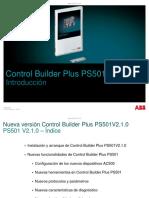 Instalacion Control Builder