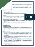 Mejores Practicas Aplicables a Las Tuberias Contra Incendio en Plantas Envasadoras de GLP