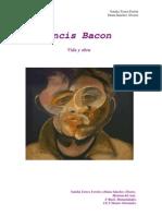 Francis Bacon por Natalia Torres y Diana Sánchez
