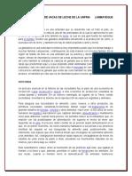 4.Caracterizacion de Las Vacas Lecheras DATOS ESTADISTICOS