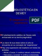 Tema Vi. La Teoria Estetica de Dewey