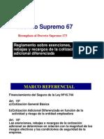 D.S 67