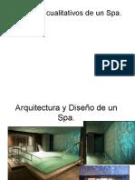 Arquitectura y Diseño de Un Spa