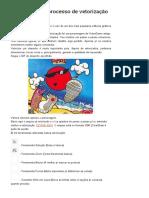 Como vetorizar com o corel.pdf