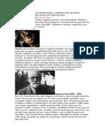 Texto Sobre Os Filosofos e Suas Mortes