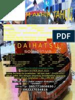 Dp Minim Astra Daihatsu Pondok Indah