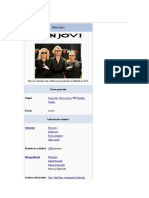 Bon Jovi historia