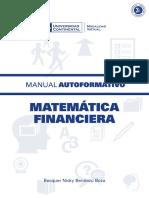 Manual Mate Financiera