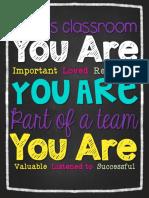classroom team quote