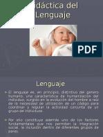 Didáctica Del Lenguaje