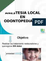 Anestesia Clase Odontopediatría 5