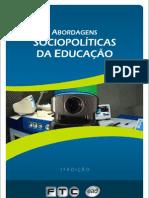 Licenciatura em Biologia - Abordagens Socio-Políticas na Educação