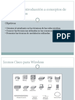 CCNA Wireless Capitulo I
