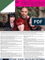 BeSpoke April Spring 2010 Issue 1