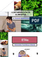 11 Contaminación alimentos