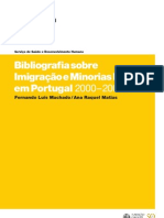 Tese Mestrado Leonor Tavares - Bibligrafia Das Minorias